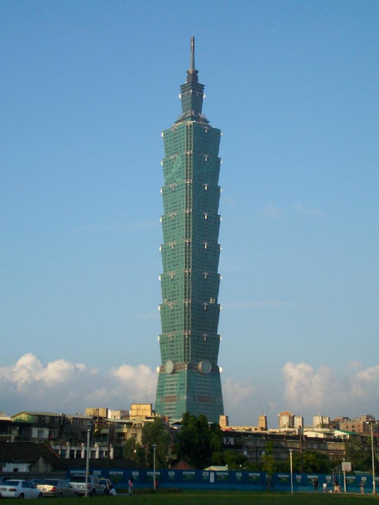 Los edificios más grandes del mundo